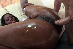 Ebony adult movie star Nyomi Banxxx..
