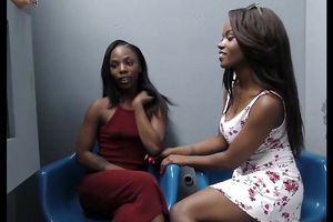 Dark-hued damsels Jezabel Vessir And..