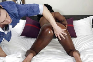 Dark-hued Superslut Skyler Nicole,..