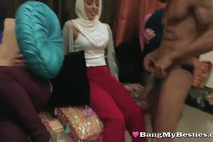 Sloppy Muslim Young womans Neglect..